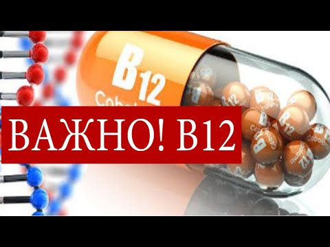 ВАЖНО! ВИТАМИН B12. ВСЕ 4 ФОРМЫ. Какие из них лучше и когда применять?