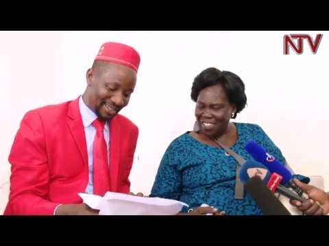 Kampeyini za 'People Power': Poliisi ekedde kuzingako maka g'omubaka Ssemuju