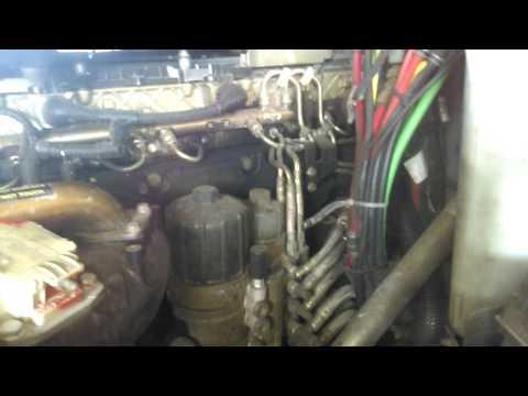 Detroit DD13 DD15 DD16 rough idle OM 471 472 473 - Francisco