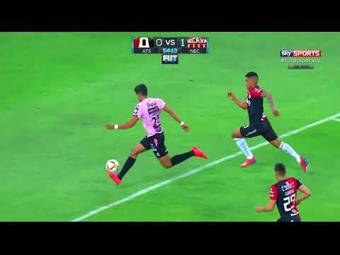 Resumen | Atlas 1 - 2 Necaxa | Liga MX - Clausura 2019  - Jornada 14 |
