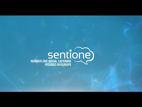 SentiOne - Product video