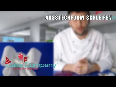 Ausstechform Schleifen Cake-Company.DE