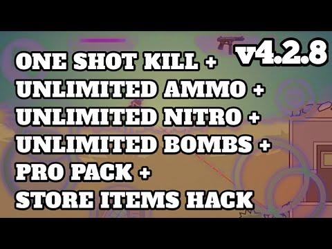 mini militia unlimited bomb ammo nitro free download android 1