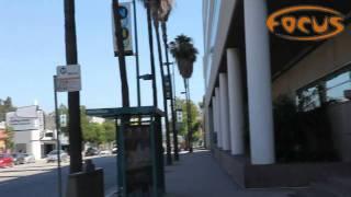 Репортаж из студий Millennium - Los- Angeles - Dance Studio Focus