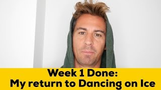 Dancing On Ice: Week 1 Done!