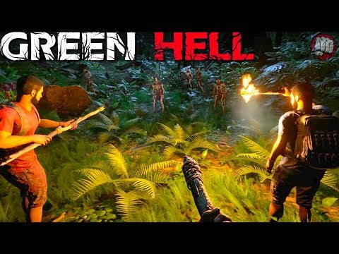 Green Hell Multiplayer | Let's Take It To Them | EP14