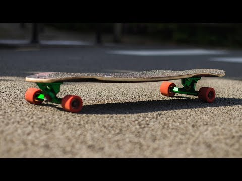 LONGBOARD REVIEW :  Mojo de Blackkross [Freeride deck] – Échappées Urbaines