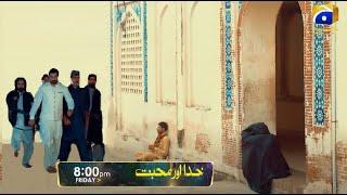 Khuda Aur Mohabbat Teaser & Promo 35   Khuda Aur Mohabbat 35 Teaser   Khuda Aur Mohabbat 35 Promo