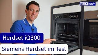 Test: Siemens Herd iQ300