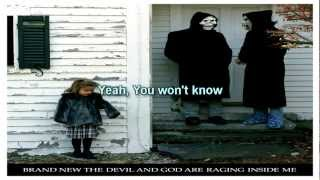 Brand New - You Won't Know (Lyrics)
