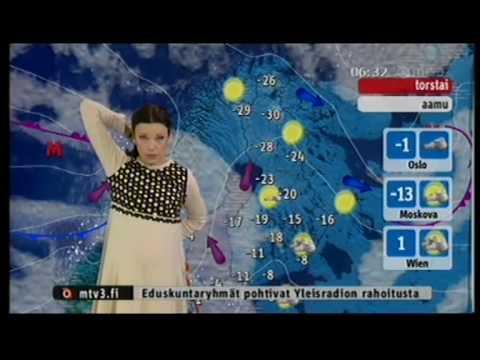 MTV3 18.3.2010 - studio-ohjaaja sekoilee