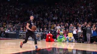 Zach Lavine vs Aaron Gordon - Dunk Contest 2016