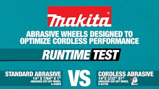 "MAKITA 18V X2 LXT® (36V) Brushless 14"" Cut-Off Saw - Thumbnail"