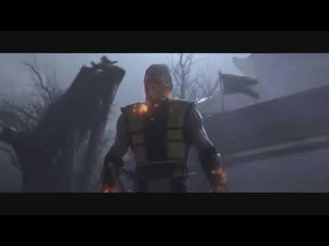Смертельная битва в мортал комбат 11
