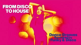 From Disco to House (Dance Grooves Flavoured by Funky & Disco!) Top Chill House Music