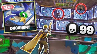 *NEW* Fortnite Duck Hunt Game Mode