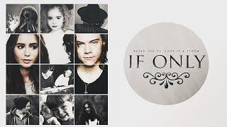 """harry styles + lily collins ∞ """"love is a storm..."""" (720p HD)"""