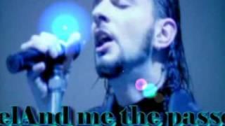 Behind the wheel - Depeche Mode 1993 - Lyrics on screen  ♫