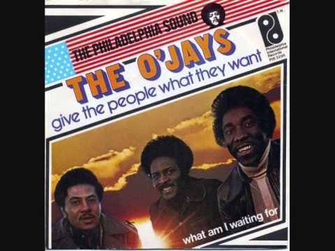 O'Jays - Give The People What They Want