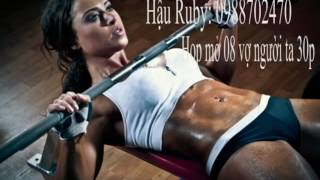 thể dục thẩm mỹ giảm béo toàn thân hóp mở 08 vợ người ta