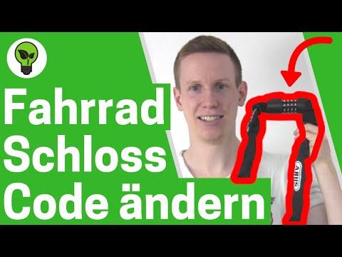 Fahrradschloss Code ändern ✅ ULTIMATIVE ANLEITUNG: Fahrrad Zahlenschloss & Abus Schloss einstellen!!