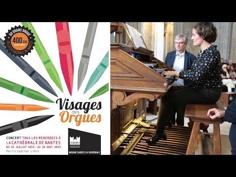 Le festival Visages des orgues 2019
