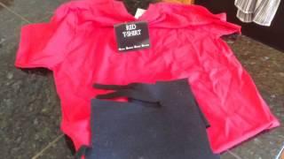 DIY LADYBUG COSTUME| Hey.its.hana