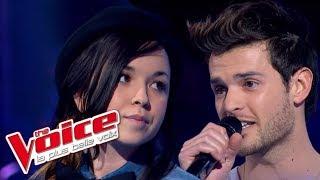 Grégory Lemarchal – Écris l'histoire   Florent Torres VS Fanny Mélili   The Voice 2013   Battle