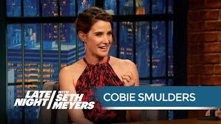 Interview Late Night With Seth Meyers - 30/04/2015