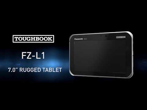 Panasonic TOUGHBOOK L1 - Android OS Based 7inch Tablet Computer video thumbnail