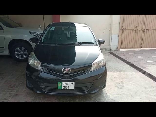 Toyota Vitz F 1.0 2012 for Sale in Multan