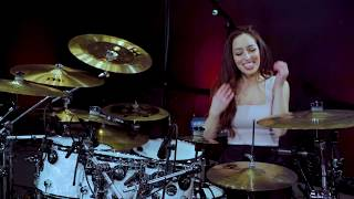 PARAMORE - MONSTER - DRUM COVER BY MEYTAL COHEN