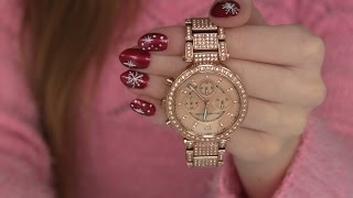 How To Remove Links From (RESIZE) A Michael Kors Watch AT HOME