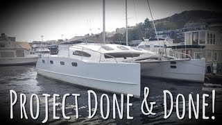 Onboard Lifestyle ep.33 Cruising Catamaran Projects