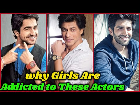 Download Why Girls are Addicted To These Actors || SHOCKING !! Mp4 HD Video and MP3