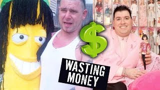 5 DUMBEST WAYS PEOPLE SPENT MONEY