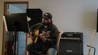 Cold Hearted - Zac Brown Band - Josh Stone Cover