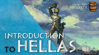 Introduction to Hellas - Ancient Greek Society - 01