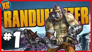 Borderlands 2 | RanDUMBizer 1-Life Krieg - Day 1