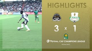 CL CAF : TP Mazembe 3-1 Zesco United FC