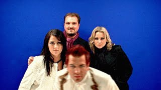 Ace of Base making of Beautiful Morning & Unspeakable - music video (Photo Session)