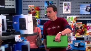 The Big Bang Theory - Sheldon can