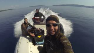Spearfishing courses Croatia