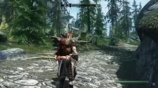 The Elder Scrolls V Skyrim (Сборка Recast)  #7 Клык Вирма