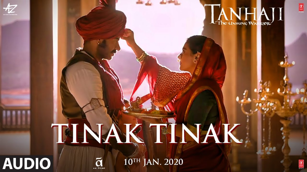 Tinak Tinak Song Lyrics Tanhaji
