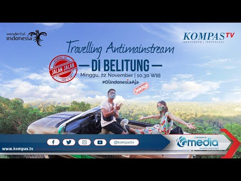 travelling antimainstream di belitung jalan-jalan