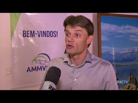 Prefeito de Benedito Novo é o novo presidente da AMMVI