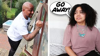 I FOUND TIANA CRYING IN HER LOCKED BEDROOM!! **DAD FREAKS OUT**