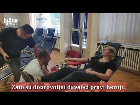 Tokom leta fali krv, iz Transfuzije pozivaju građane da budu humani