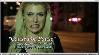 "Tay Allyn (ft. The Reen)- ""Cause for Pause"" Acoustic Live SXSW"